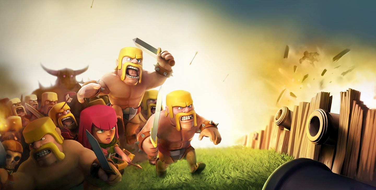 Download Clash OF Clans for PC Laptop Windows 7/8/8.1/10