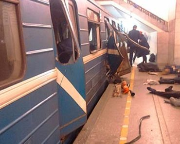 russian metro blast