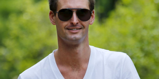 """India """"too poor"""" to consider expansion: Snapchat CEO"""