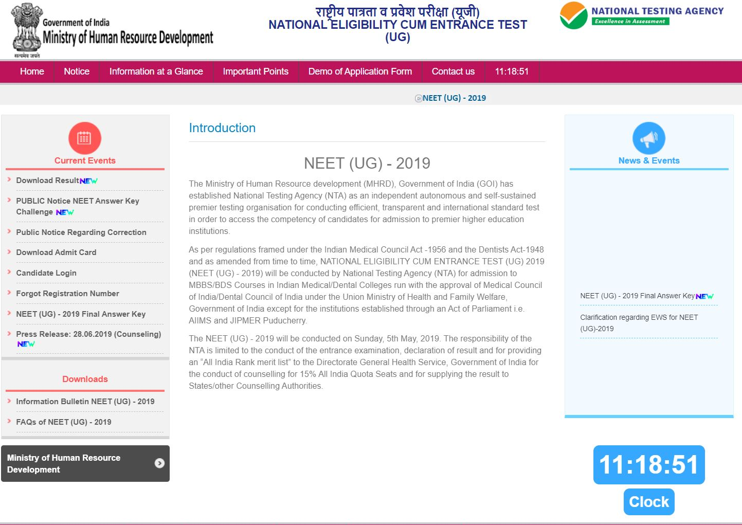 Everything Students Must Know about NEET – National Eligibility Entrance Examination